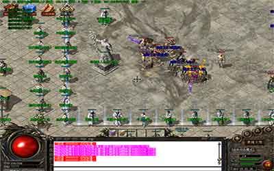 玩家在变态热血传奇中如何利用专业技能绕开对手突击?