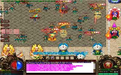 新玩家怎样在变态复古传奇中进入尸王殿?