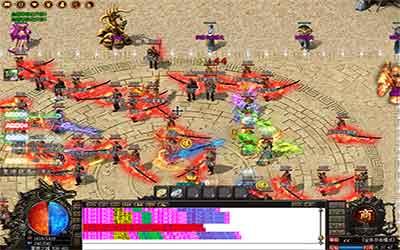 盘点玩家在1.76英雄传世中获取心决装备残片的方法!