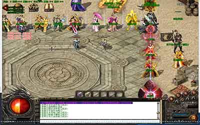中变传奇单职业妖士游戏玩法攻略大全!