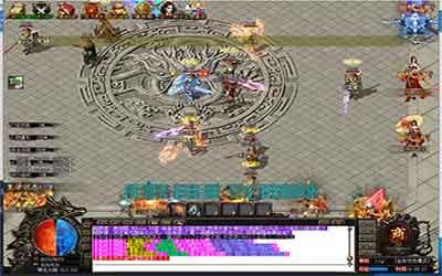 盘点传奇超变公益服中提升战斗力的游戏玩法!