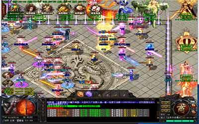 玩家在中变热血传奇打金中这个时间段押镖是有二奖赏的!