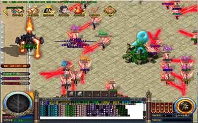 迷失热血传奇神刀狱游戏玩法说明!