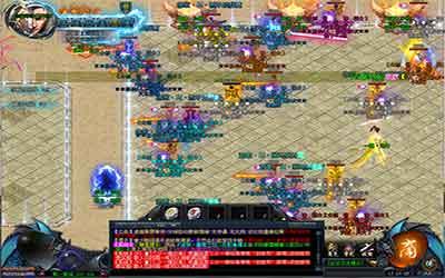 玩家在迷失传奇超变中能够耗费仙羽和点券为翅膀升阶!