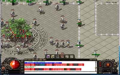 微变新开传奇轮回圣域游戏玩法攻略!