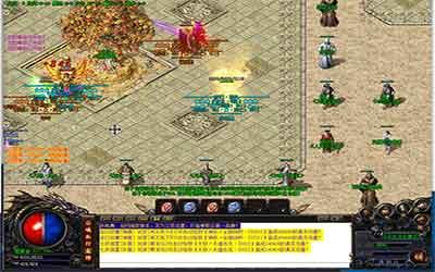 新开变态传奇一般玩家每日可挑战封龙塔10次!