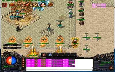 玩家在暗黑变态传奇中应用什么技能可以迷惑敌人?