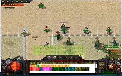 超变传奇单职业战士职业刺杀枪术技能详解