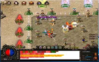 1.76火龙英雄传世幻境迷宫地图路线一览!