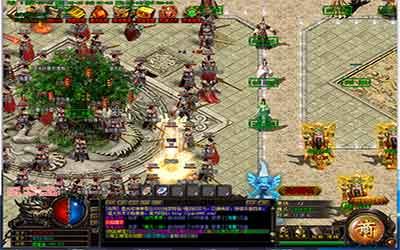 玩家在微变合击传世中怎样能得到高级装备?