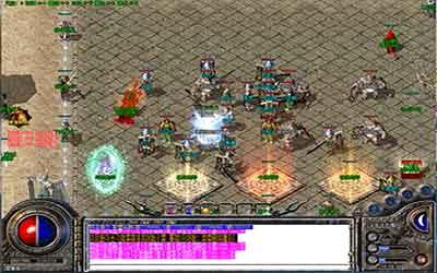 火龙英雄传世英雄人物战力提高方式共享!